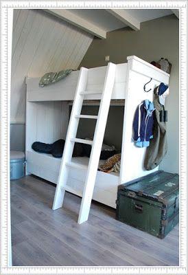 Beau Blanc: Kinderkamer 1