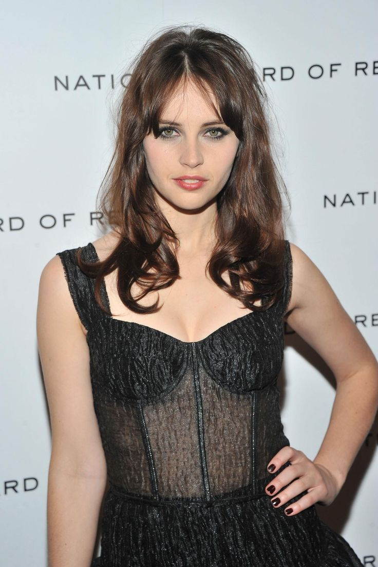 Felicity Rose Hadley Jones is a British actress.
