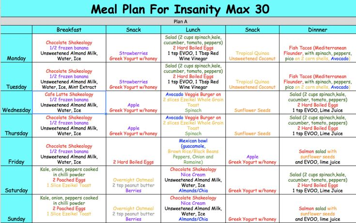 insanity max 30 meal plan, insanity max 30 month 1 meal plan, insanity max 30 month 2 meal plan, insanity max 30 meal plan a, 21 day fix meal plan, portion control meal plan