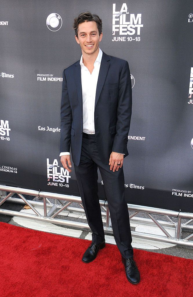 Actor Bobby Campo attends the premiere Of MTV and