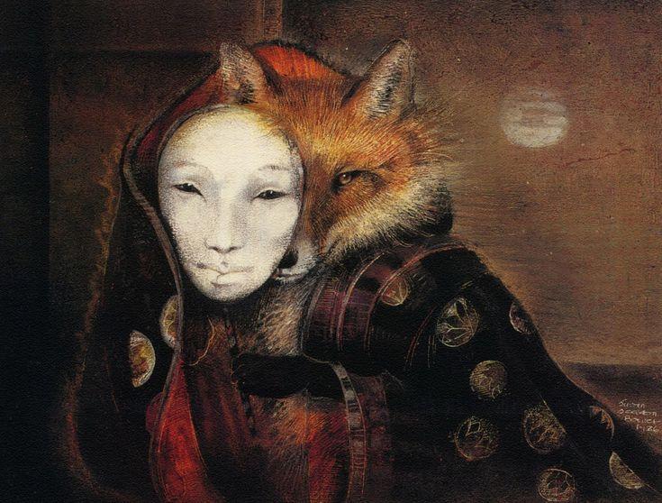Image result for trickster fox