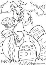 Great Easter coloring sheets! This site also has other fabulous coloring sheets as well!