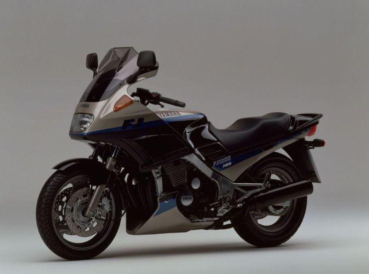 YAMAHA FJ1200A 1992