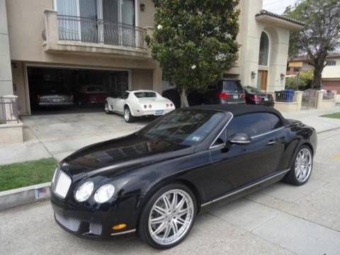 2010 Bentley Continental GTC Speed for sale in Beverly Hills, CA