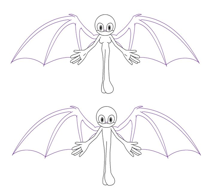 Dragon wing sonic base by lozix