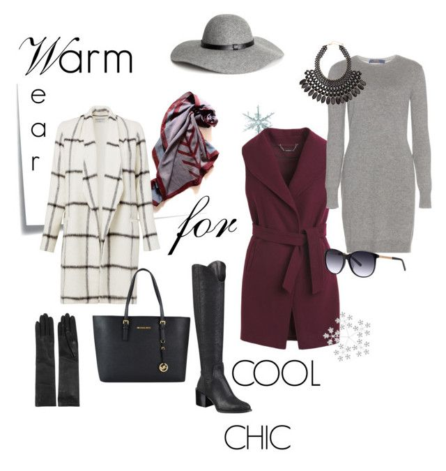 Warm Wear for Cool Chic! by dressmeup365.  How to wear layers in the winter wintertime and still look fabulous  and comfortable