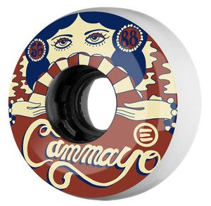skate wheel, inline, Eulogy, Cammayo, size: 55,5mm, hardness: 89A.