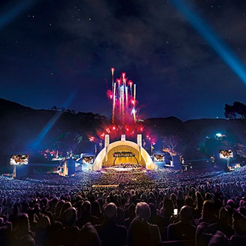 "The Hollywood Bowl has been a fixture on the Los Angeles live entertainment scene since 1916. That first performance was an outdoor community-theater production of ""Julius Caesar."""