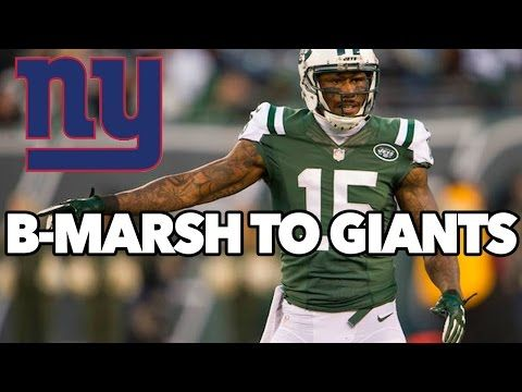 Brandon Marshall Signs With Giants: Instant Analysis | Fantasy Football
