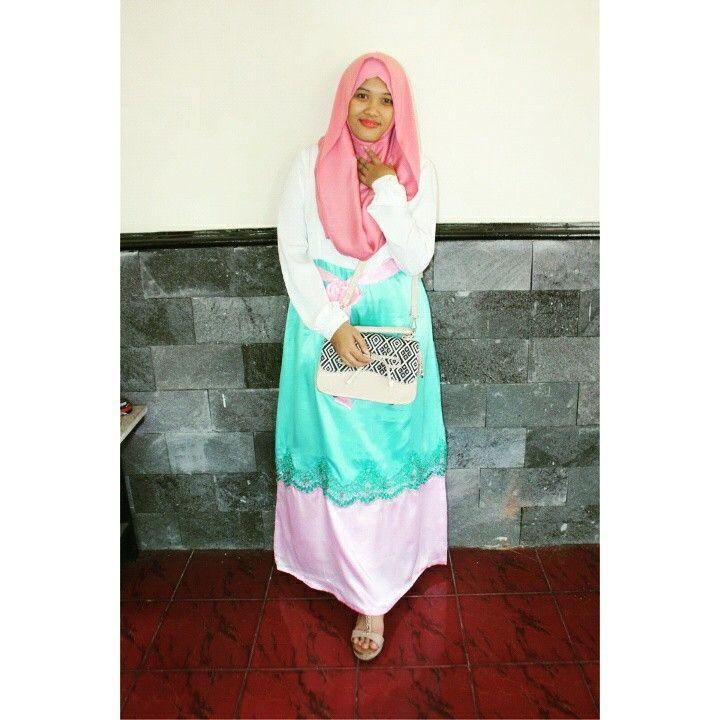 Hijab look.. Happy Ied Mubarak