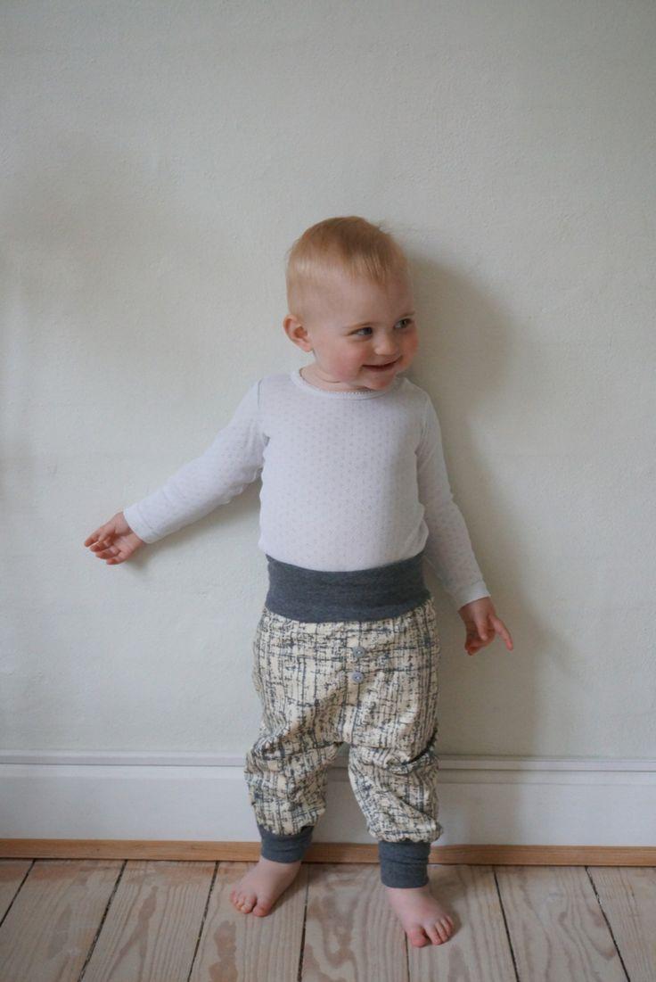 Bobbi Kids Baggi Pants  #bobbibymariaborbiconi