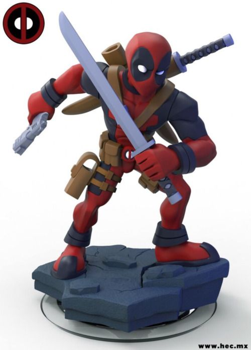 *** Disney Infinity: Deadpool