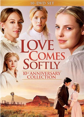 Love Comes Softly 10th Anniversary Edition - 10 DVD Set | 10th Anniversary Collection | $64.92 at ChristianCinema.com