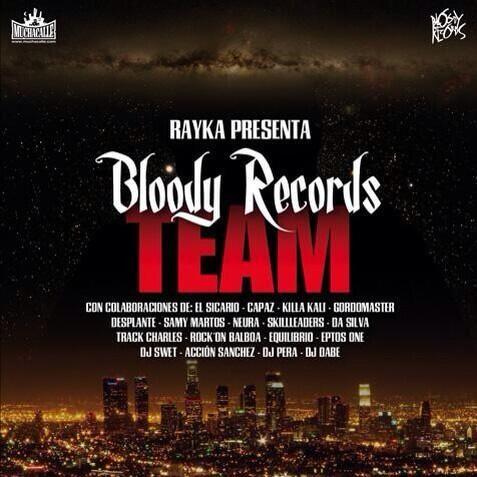 """""""Bloddy Records Team"""" será el nuevo trabajo recopilatorio de Rayka: http://www.hhgroups.com/noticias/rayka-prepara-nuevo-proyecto-con-muchos-artistas-5420/"""