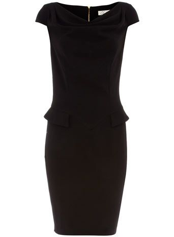 The perfect little black dress to compliment any figure. Oh, and only $75!