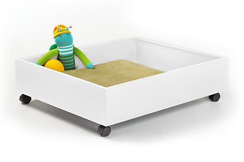 Steel Modern Storage Drawer in Colors - Modern Organization - Modern Home Accessories - Room & Board