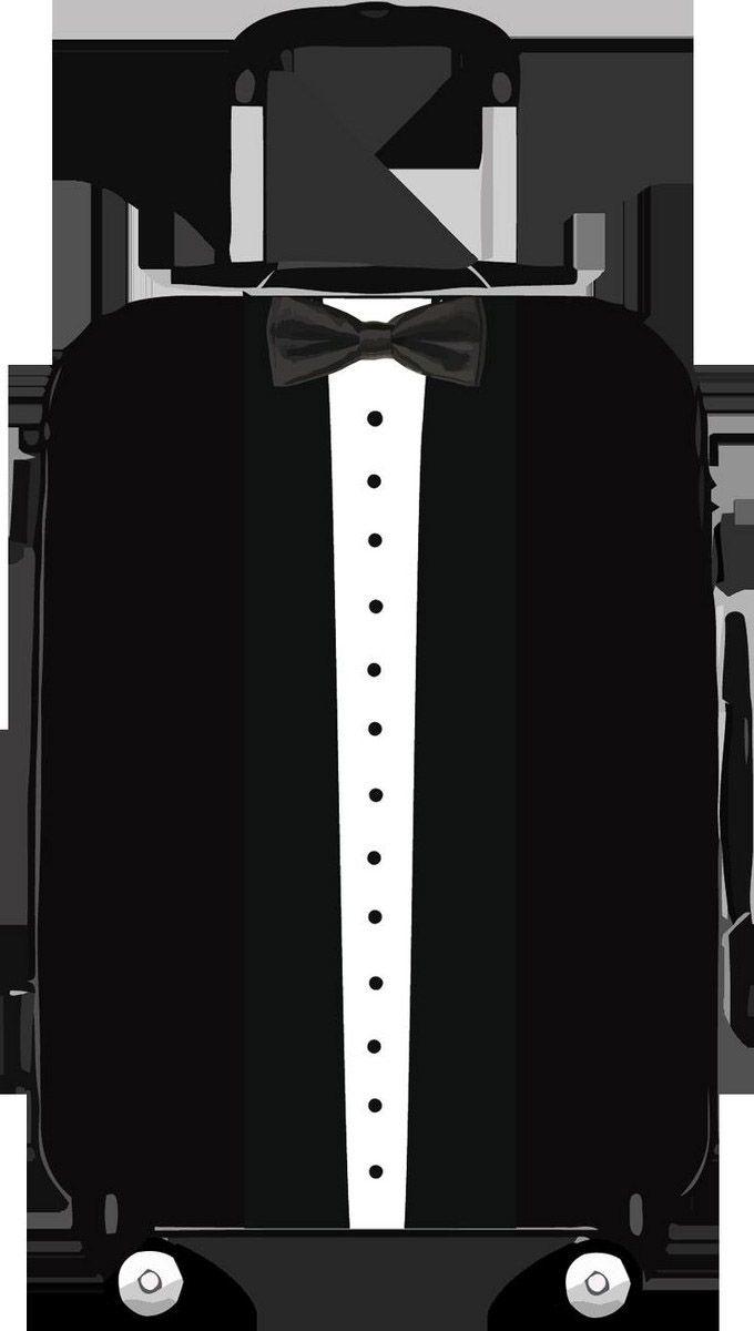 CALIBAG Valise 100% personnalisable en polycarbonate Modèle cabine