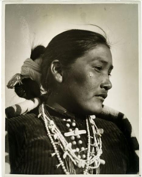 Navajo Woman 76