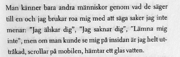 """jag skrev i mina anteckningsböcker: """"Han är dum men väldigt rolig"""" om exakt alla jag träffade. - Sandra Beijer - Metro Mode"""