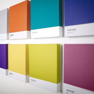 Iconic Color Chip Prints