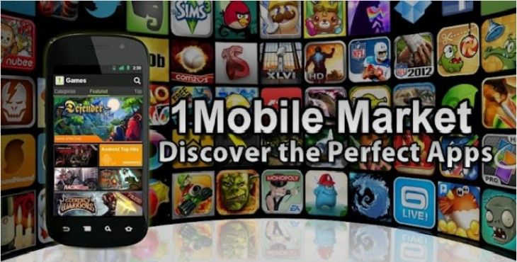 1Mobile Market APK for Android Latest Version Full Free Download