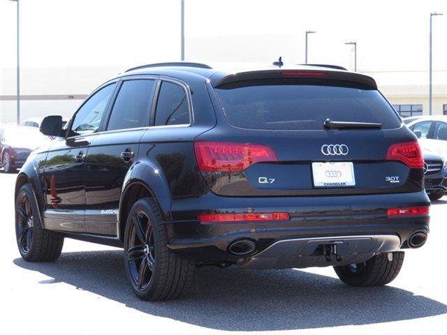 New 2015 Audi Q7 3.0T S line Prestige (Tiptronic) SUV for sale in Chandler AZ