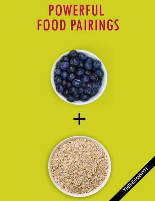 POWERFUL FOOD PAIRINGS FOR INCREDIBLE HEALTH