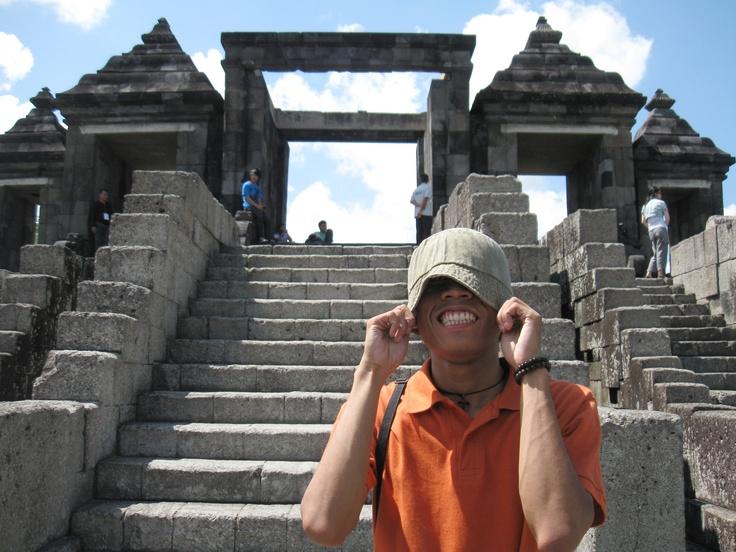 Ratu Boko Temple,Jogja,Indonesia