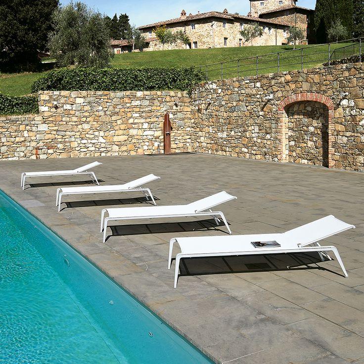 ushuaia chaise lounge interior design association hospitality design expo award winner for