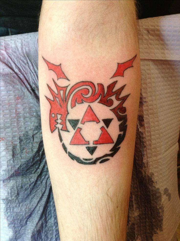 full metal alchemist tattoo ideas pinterest. Black Bedroom Furniture Sets. Home Design Ideas