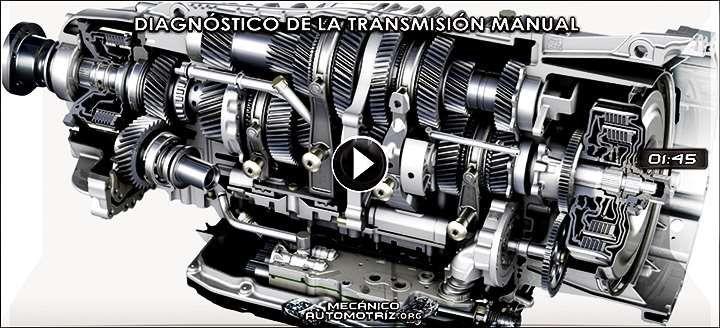 Video de Diagnóstico de la Transmisión Manual