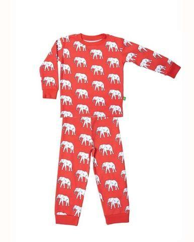 Oona the Elephant print pyjamas