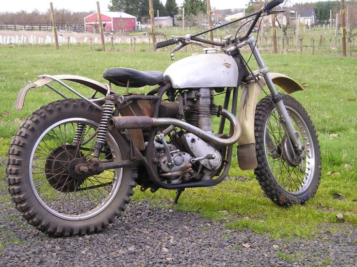 1960 S Dirt Bike Google Search Cb Project Bike