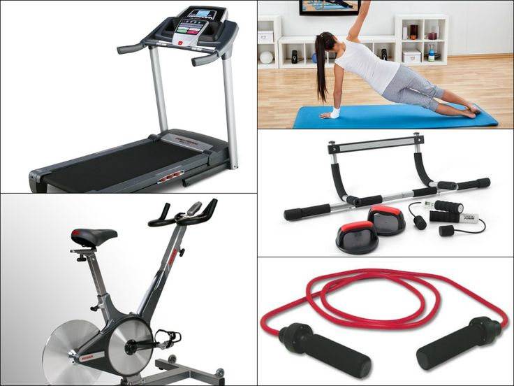 107 best images about home gyms on pinterest residential real estate gym room and traditional - Exercise equipment small spaces decoration ...