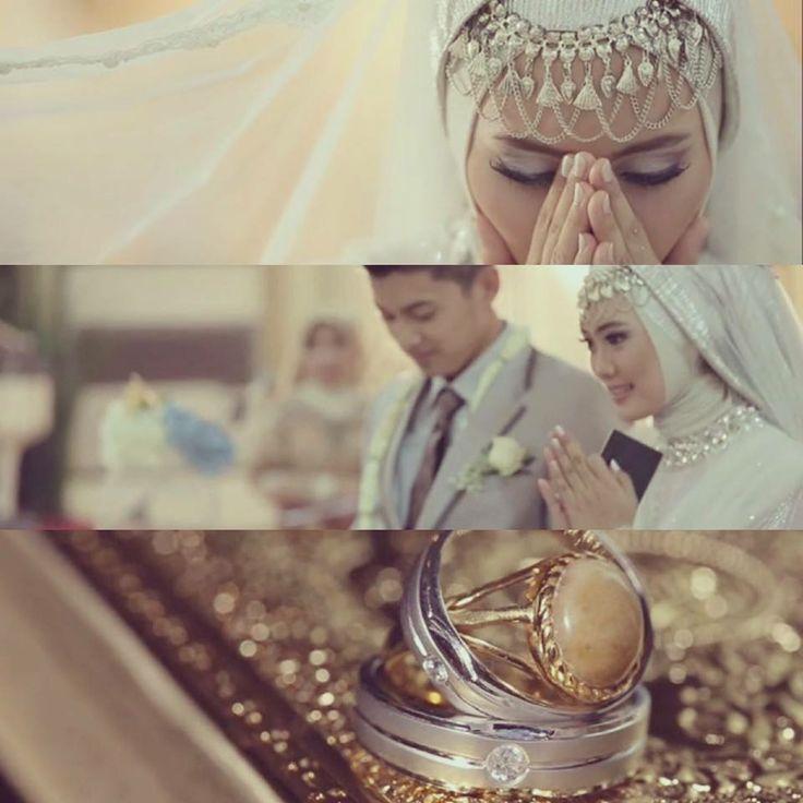 #muslimwedding #hijab #headpiece