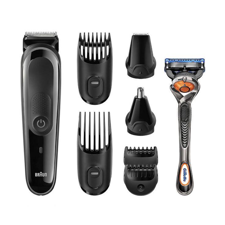 Braun Multi Grooming Kit MGK3060  8-in-1 Beard / Hair Trimmer for Men Pre... New #Braun