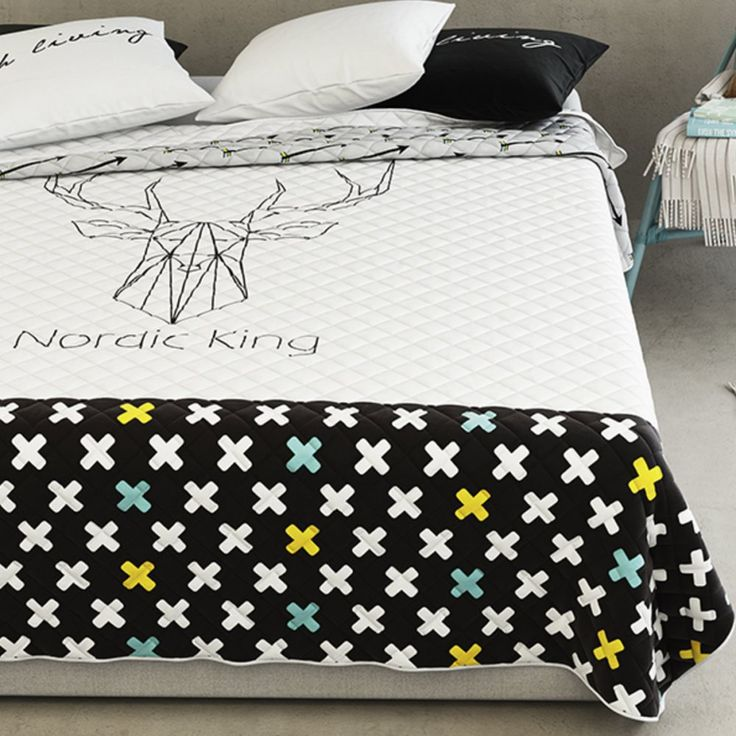 Narzuta SH LIVING - NORDIC KING - 220x240 cm - NieMaJakwDomu