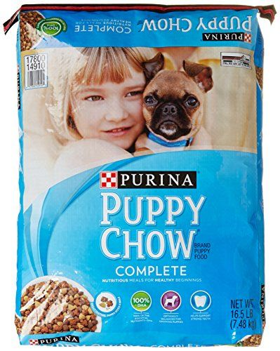 Purina Puppy Chow Complete Puppy Food 165 lb Bag *** You can find out more details at the link of the image.