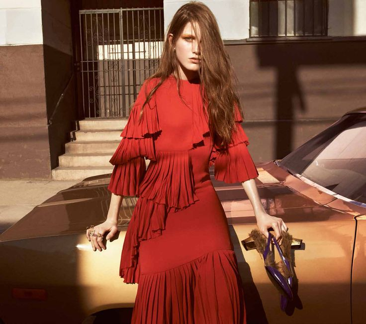 Gucci's Fall Campaign Heads to Los Angeles - Gallery - Style.com
