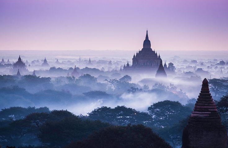 bagan,birmania