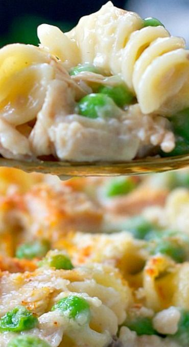 Aunt Bee's Leftover Turkey Casserole
