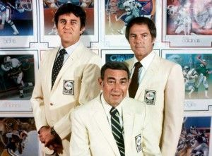 MNF Monday Night Football debuted on ABC 1970