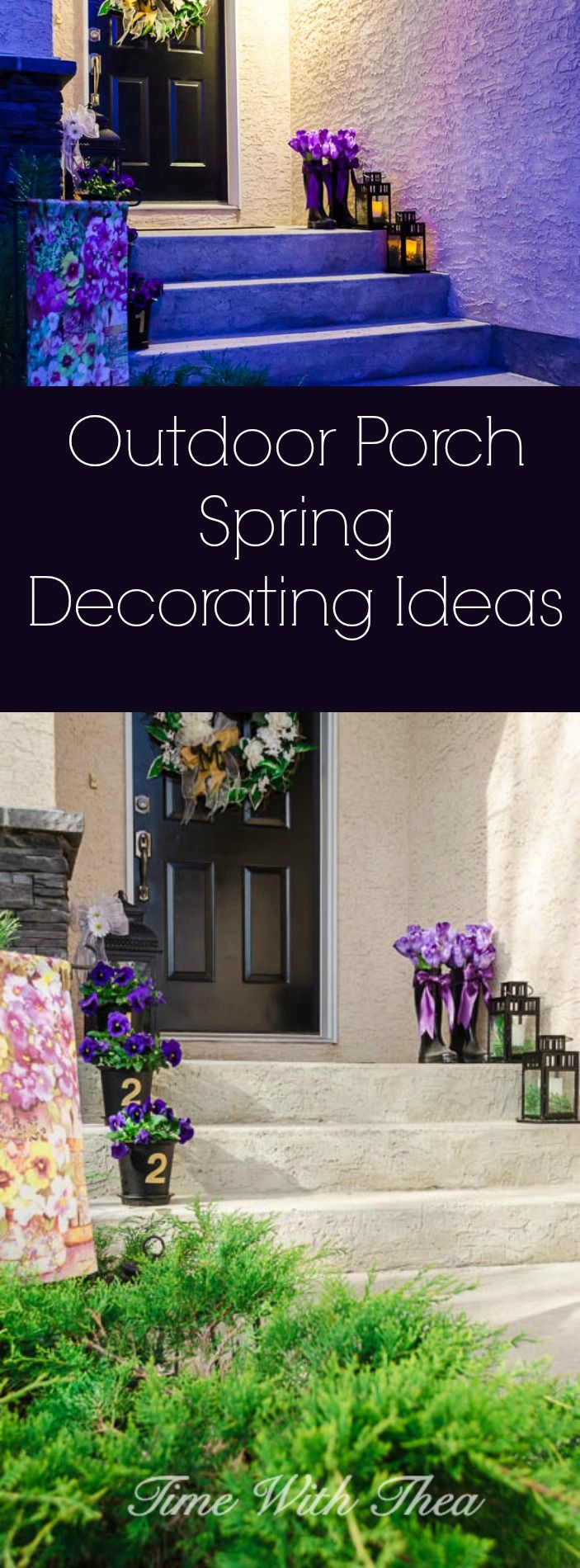 982 best home and garden images on pinterest backyard for Spring yard decorations