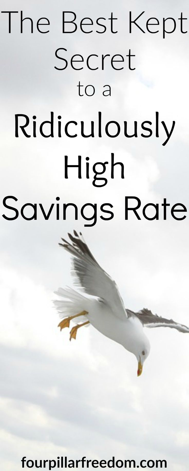 This one shift in mindset will allow you to save more of your money and dramatically increase your savings rate!