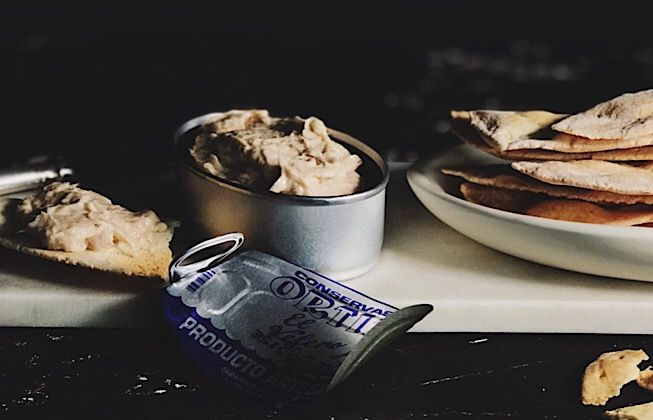 Ventresca Tuna Butter