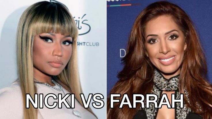 Nicki Minaj Farrah Abraham Teen Mom 3 Star Fights with Mom #TeenMom #NickiMinaj #Twitter #FarrahAbraham #MTV