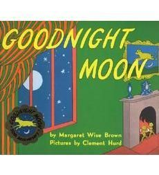 """'Goodnight Moon' Book can be used to help support the student's skills in identify the hard """"g & c"""" sound. A brief description of the book: In a great green room, tucked away in bed, is a little bunny. """"Goodnight room, goodnight moon."""" And to all the familiar things in the softly lit room — to the picture of the three little bears sitting in chairs, to the clocks and his socks, to the mittens and the kittens, to everything one by one — the little bunny says goodnight."""