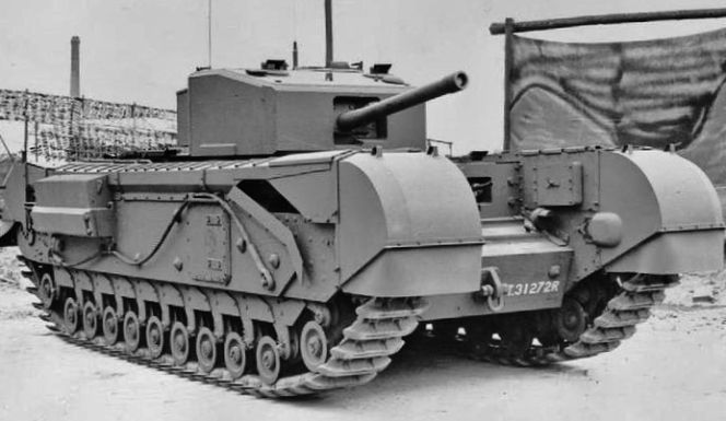 Mk IV Churchill III - BFD