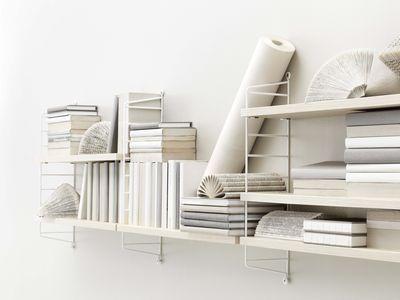 String Pocket Shelf by String Furniture