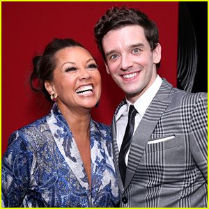 Michael Urie Opens 'Torch Song,' Gets Support from Vanessa Williams!